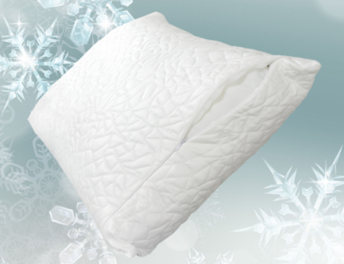 BRING SOME BRRRR INTO YOUR BEDROOM FOR A BETTER NIGHT'S SLEEP