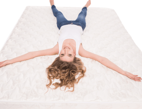 GIVE YOUR BED A HYGIENE BOOST