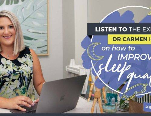 Listen to the expert: Dr Carmen Hawker on how to improve sleep quality